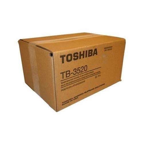Toshiba TB3520 Accessories - e-STUDIO350 352 353 450 452 453 Waste Toner Bags (4 Bags/Ctn)