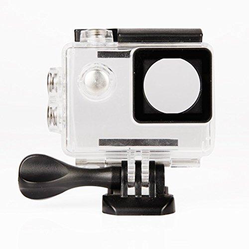 TEC.BEAN 4K Action Camera Waterproof Case
