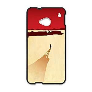 HTC One M7 Cell Phone Case Black Top 3 Games 2010 Red Dead Redemption JNR2279886