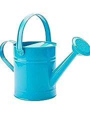 HSY SHOP 1Pc 1.5L Regadera de Metal Multicolor, Cubo de riego de jardín con Tratamiento de Recubrimiento en Polvo antioxidante para niños Niños