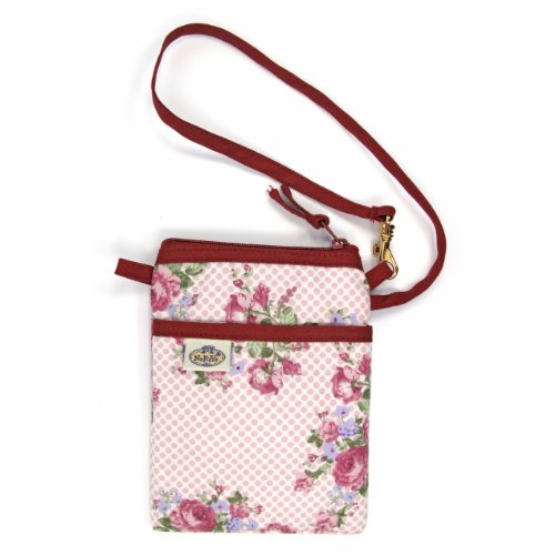 "Women's Small Cotton Wristlet Purse Bag Pouch Approx 375"" X 55"""