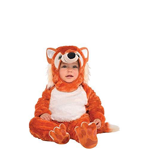 Baby Fox Costume - 12-24