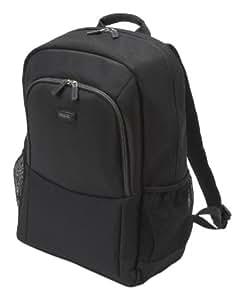 """Dicota BacPac Move - Mochila para portátiles 17 - 46,7 cm (18,4"""") color negro"""