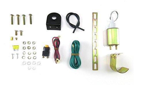 Xtenzi Trunk Release Solenoid/Trunk Electric Open Kit Viper Clifford DEI-522