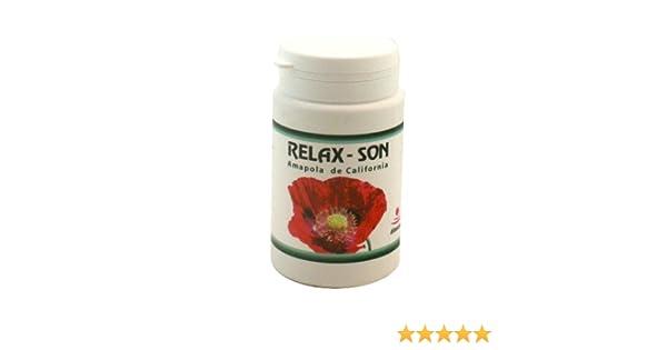 RELAX SON (AMAPOLA CALIFORNIA) 60 CAP: Amazon.es: Salud y cuidado personal