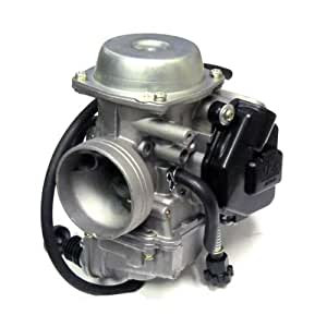 Caltric Carburetor Fits Honda 250 ATC250ES BIG RED 1985-1987, This is not direct fit some modification is needed
