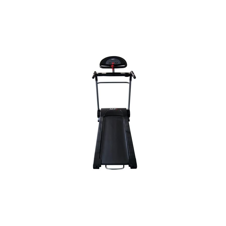 Confidence MTI 1100W Heavy Duty Motorized Electric Folding Treadmill Running Machine