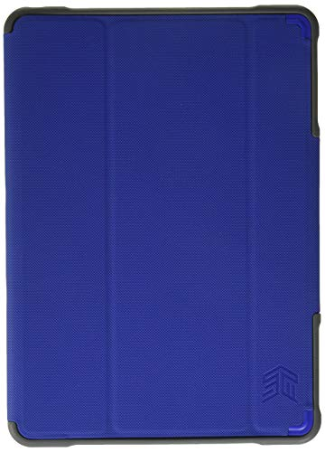 STM stm-222-155JW-25 Dux Rugged Case for Apple iPad 9.7 5th Gen and 6th Gen - Blue (Stm Ipad Case)