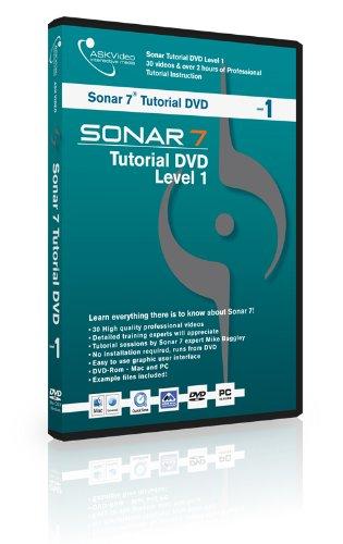 Sonar Video Tutorials - Sonar 7 Tutorial DVD ASK-Video