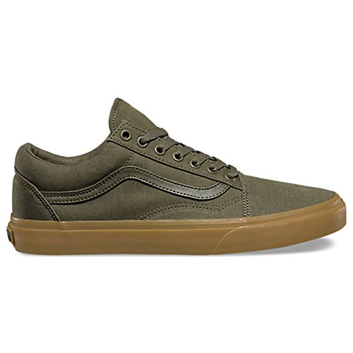 Basses Vans Gum light Homme Green Ivy Sneakers HzBZz5