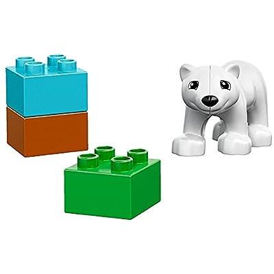 LEGO Duplo Wildlife Set (30322) Bagged Includes Polar Bear: Toys & Games [5Bkhe1403266]