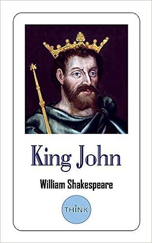 King John: The Life and Death of King John: Amazon.es ...