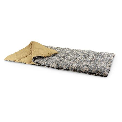 Guide Gear Digi Camo XL Sleeping Bag, Outdoor Stuffs