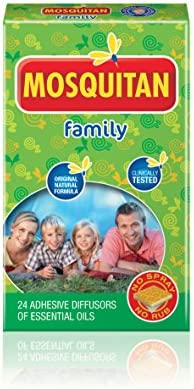 MOSQUITAN Mosquito Patches Insect Repellent Pack of 48