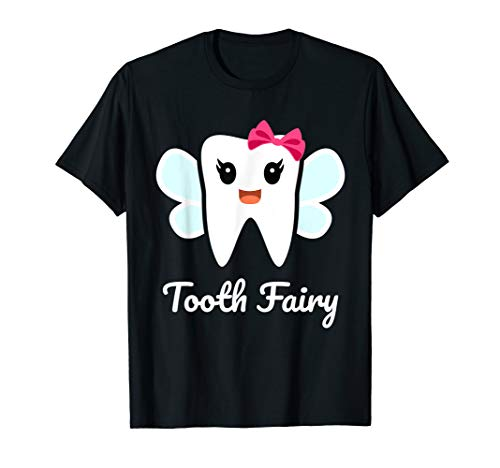 (Tooth Fairy Costume T-Shirt)