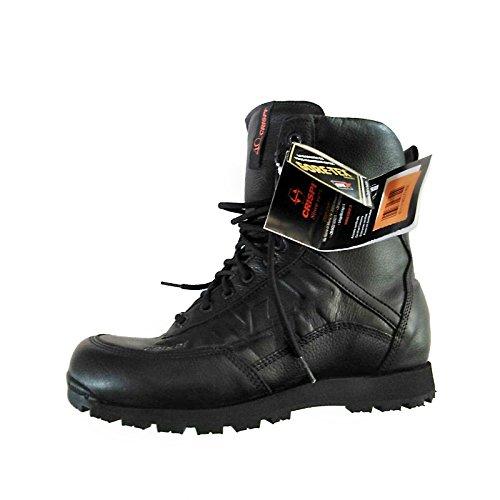 CRISPI SWAT Blk GTX Anniversary Premium Schuhe Stiefel Stiefel Stiefel Herren Schwarz Limited Edition Größe 43