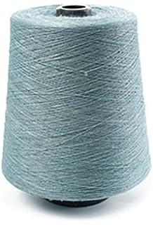 Amazon com: 100% Linen Lace Yarn Black White Natural 1lb Cone 3-ply
