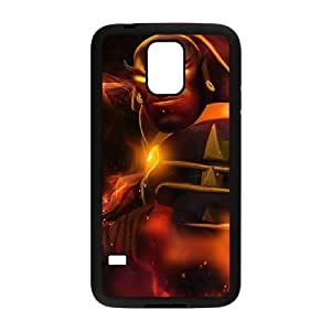 Samsung Galaxy S5 Cell Phone Case Black Defense Of The Ancients Dota 2 EMBER SPIRIT 008 KWL0571291