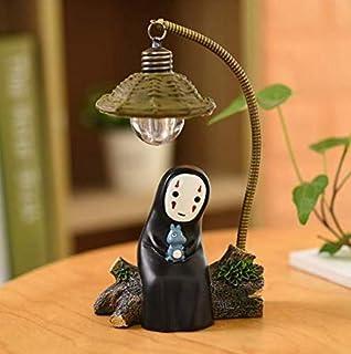 9c0a3c10 CartUp  Spirited Away Figures, Cute Ghibli Studio: No Face Man with Night  Lamplight