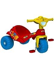 Triciclo Motoka Bandeirante