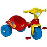 Triciclo Motoka Bandeirante Vermelho