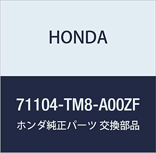 Honda Genuine 71104-TM8-A00ZF Towing Hook Cover