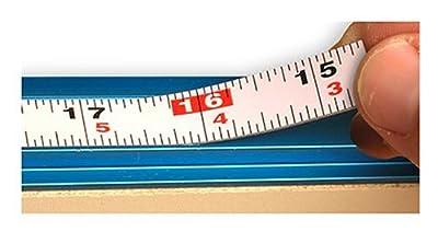 Kreg KMS7723 1/2-Inch Self-Adhesive Measuring Tape by Kreg