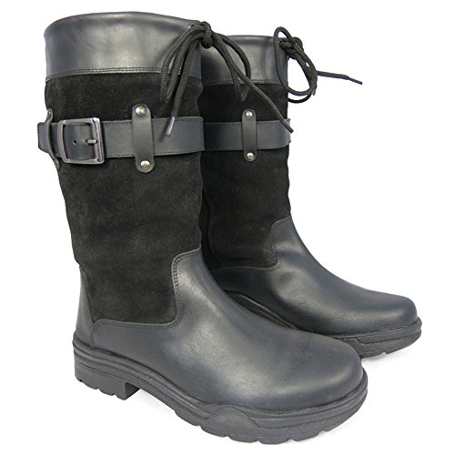 Hack Nordic Para Mujer De N Tack Negro Zapatillas Walking 1qx5gz5nwf