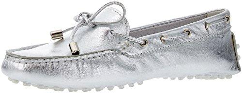 Soldini 20473-l-h04, WoMen Loafers Silver (Argento Argento)