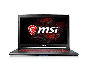 "MSI GV62 7RC-083XTR 15.6"" Dizüstü Bilgisayar Intel Core i5-7300HQ 8GB RAM 1TB HDD Nvidia GeForce MX150, FreeDOS"