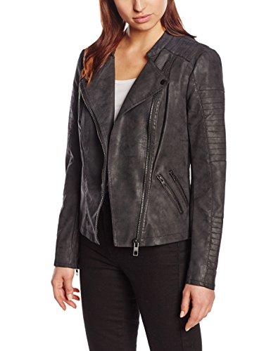 Biker Blouson OTW Noir Femme Noos Onlava Leather Only Black Faux PnYtUwR