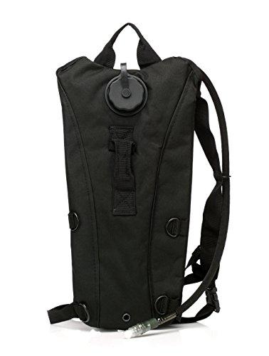 Hydration Bladder Climbing Survival Backpack
