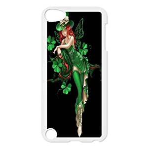 High Quality {YUXUAN-LARA CASE}Cetic Clover - Lucky Clovers FOR Ipod Touch 5 STYLE-18