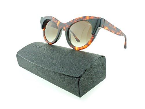 Thierry Lasry Nymphomany Cat-eye Sunglasses Composite Frames (Tortoise Shell, Gradient - Glasses Tortoise Cat Eye Shell