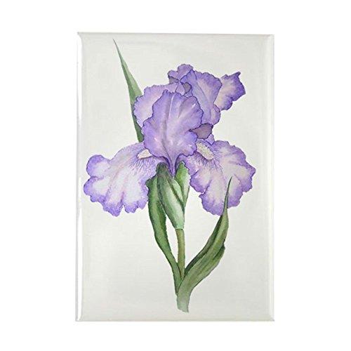 purple fridge magnets - 6