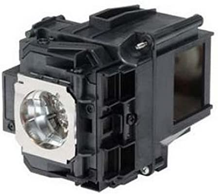 Projector Lamp Assembly with Genuine Original Osram P-VIP Bulb inside. G6570WU Epson Projector Lamp Replacement