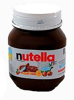 nutella hazelnut spread 5 kg 11 lb jar made in italy desertcart. Black Bedroom Furniture Sets. Home Design Ideas