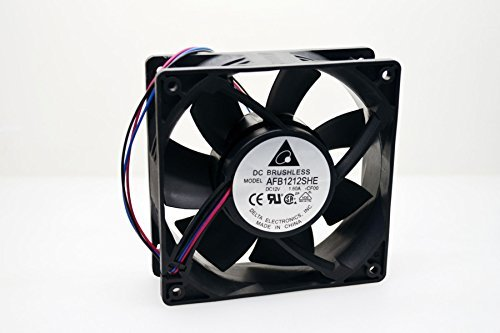 Ultra Strong 12cm DC12V Cooling fan. 200CFM ()
