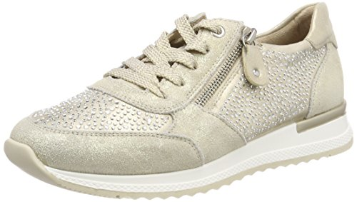 top R7008 Donne nudo Muschel Basso Sneakers Delle Remonte Oro 7BBwnvUxqp