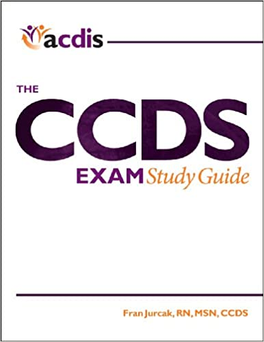 The CCDS Exam Study Guide: 9781601467201: Medicine & Health Science ...