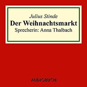 Der Weihnachtsmarkt Hörbuch