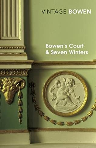 book cover of Bowen\'s Court