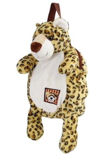 Rucksack für Kinder- Kinderrucksack - Leopard- für Jungen und Mädchen rCf548d4o