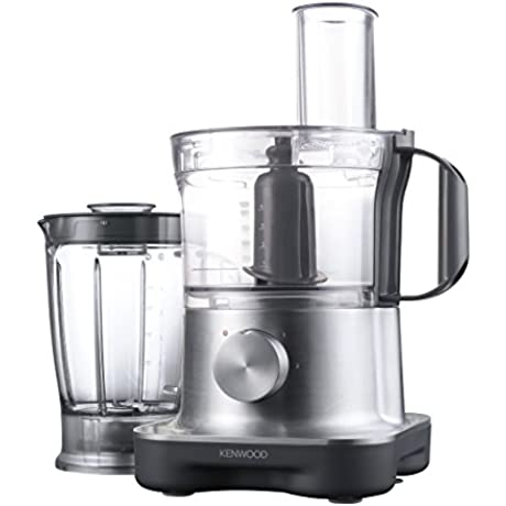 Kenwood Multipro Compact 9 Cup Food Processor Silver