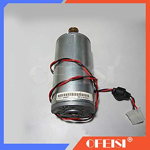 Printer Parts Used Q1273-60071 SCAN AXIS Motor DesignJet 4000 4020 4500 4520 Z6100 Carriage Motor C1273-60071 Plotter Parts