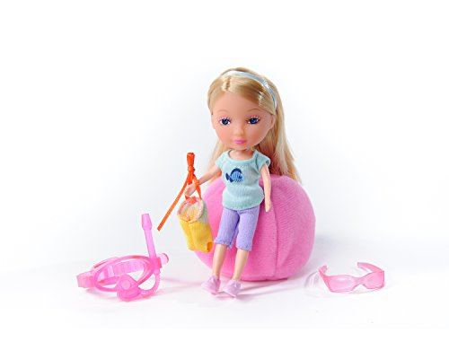 Everyday Princess Emma Doll & Bean Bag Chair