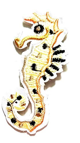 Nipitshop Patches Cute Seahorse Sea Animal Patches