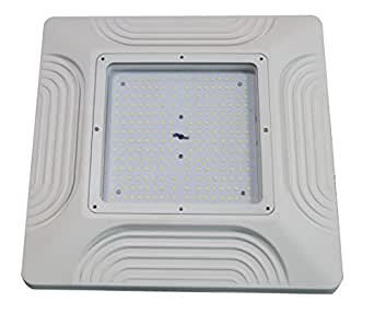(10 Pack) 150W Gas Station light Waterproof Outdoor Security LED Flood Light High Powered IP65 Street Light Canopy light