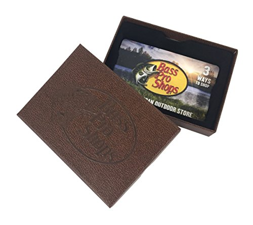 Bass Pro Shops $50 Gift Card - In a Gift Box