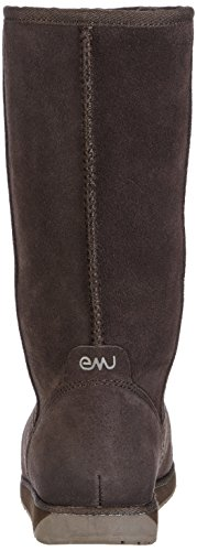 Emu Womens Spindle Hi Boots Chocolate p3QFR